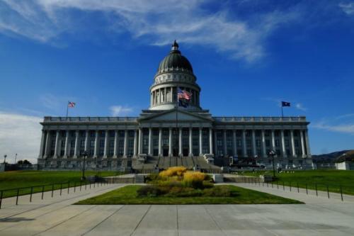 aa- Utah State Capitol, Salt Lake City (Utah)