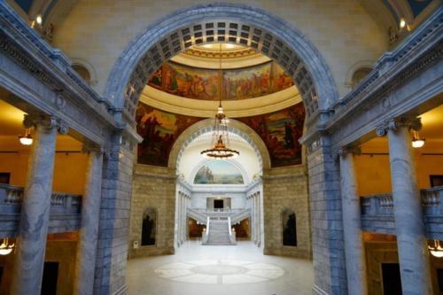 ae- Utah State Capitol, Salt Lake City (Utah)