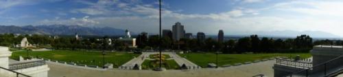 ah- Giardini, Utah State Capitol, Salt Lake City (Utah)