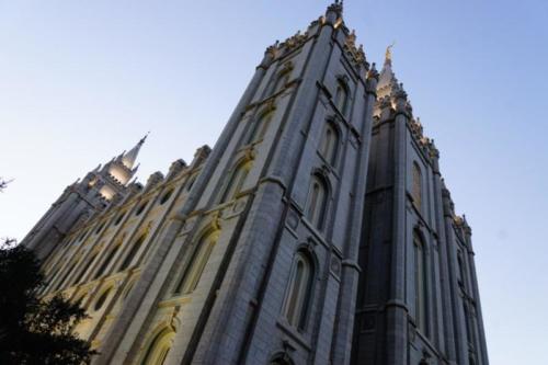ak- Tempio Mormone, Salt Lake City (Utah)