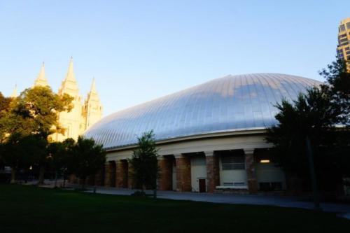 ao- Il Tabernacolo di Salt Lake City (Utah)