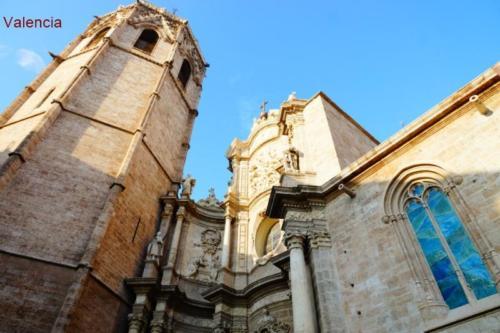 ad- Cattedrale di Valencia
