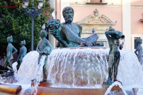 am- Fontana in Piazza della Vergine