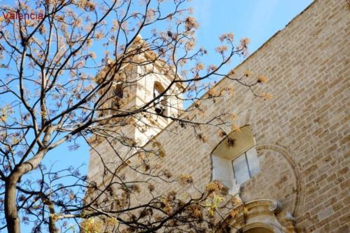 bb- Campanile, chiesa  San Juan del Hospital